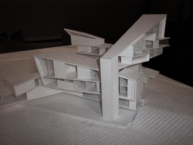 Hinge Apartment Complex Portfolio Of Ryan Raymundo